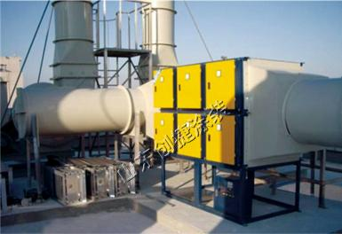 低温等离子体废气处理装置