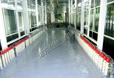 电泳涂装生产线