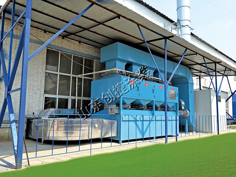 喷漆房废气处理项目