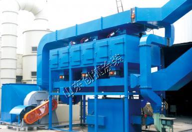 RCO_蓄热式催化燃烧设备